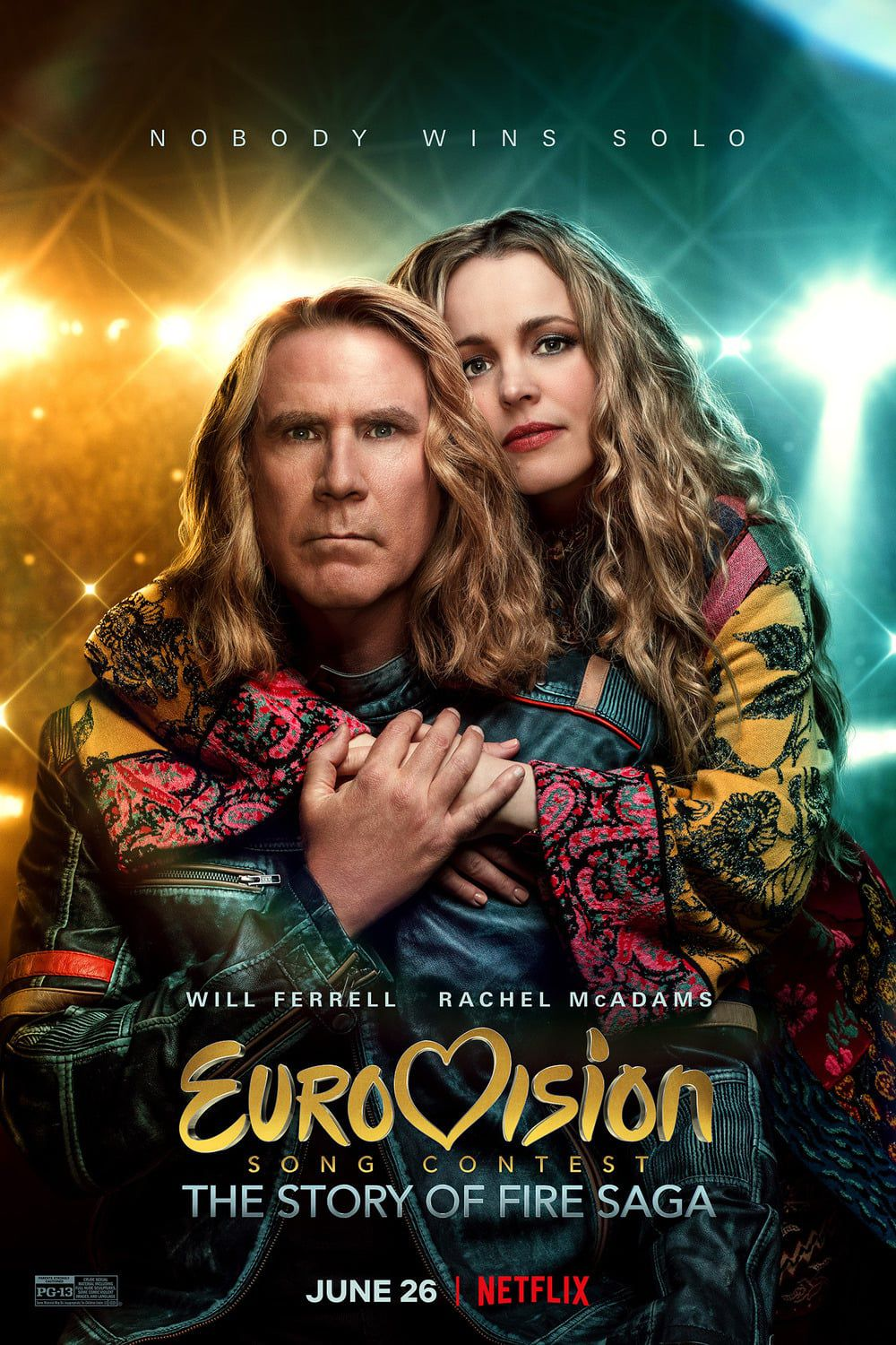 Eurovision Song Contest: The Story of Fire Saga - Film (2020)