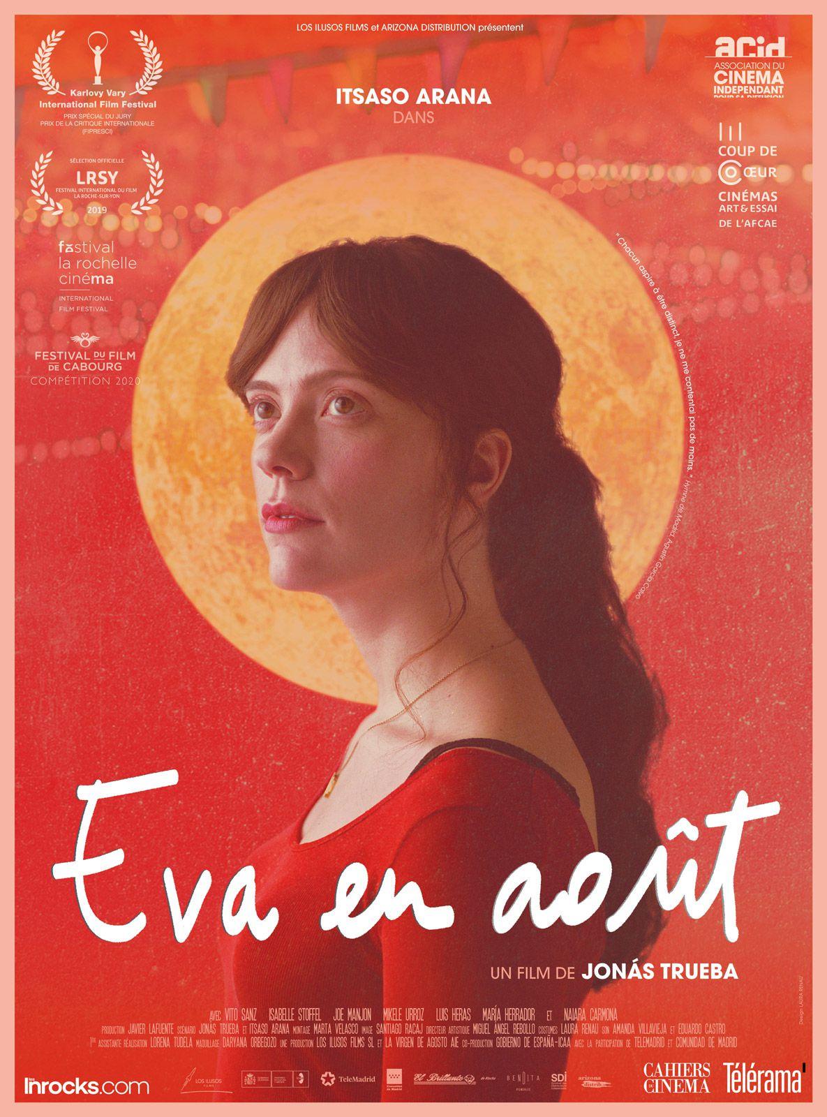 Eva en août - Film (2020)