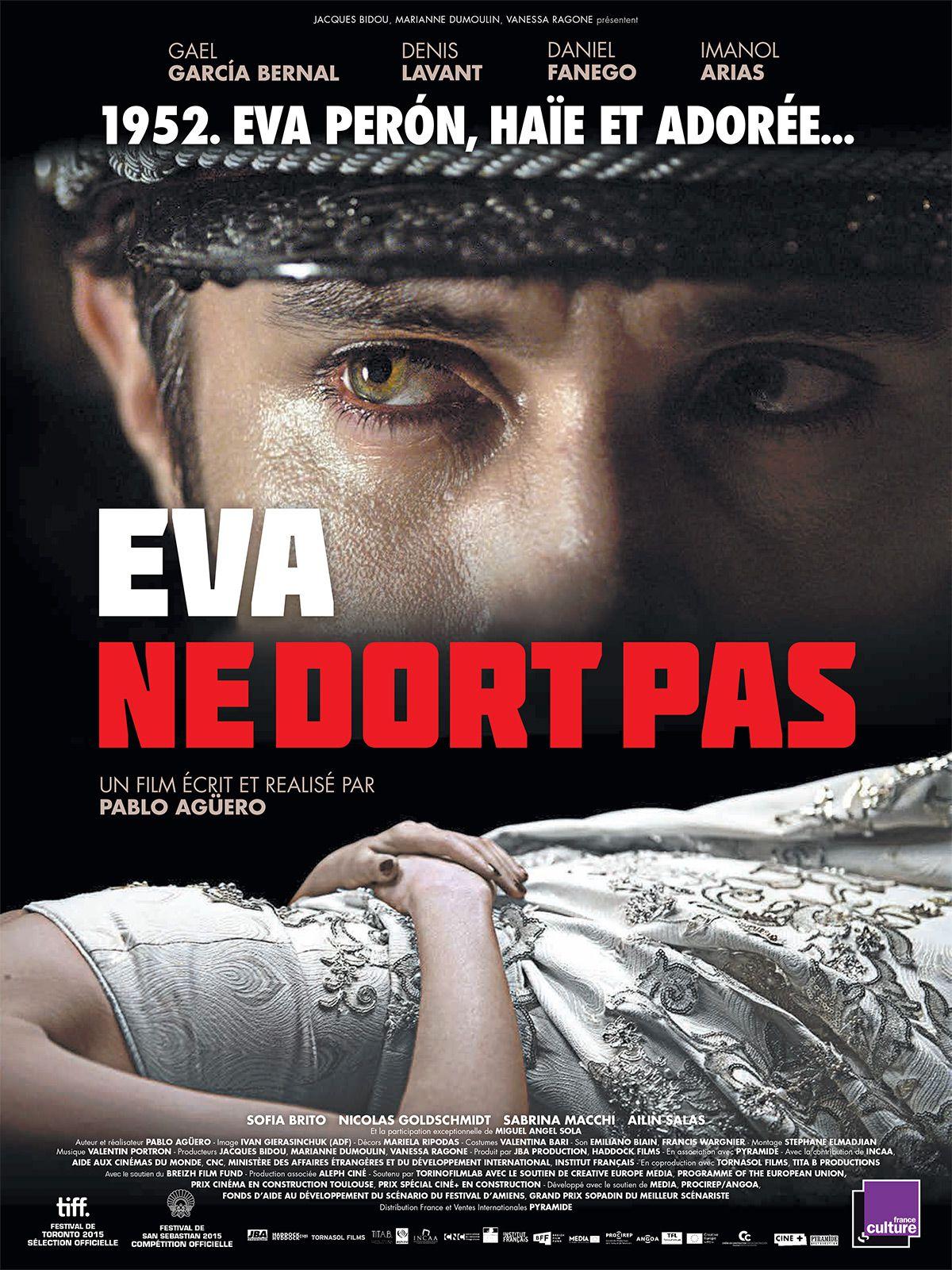 Eva ne dort pas - Film (2016)