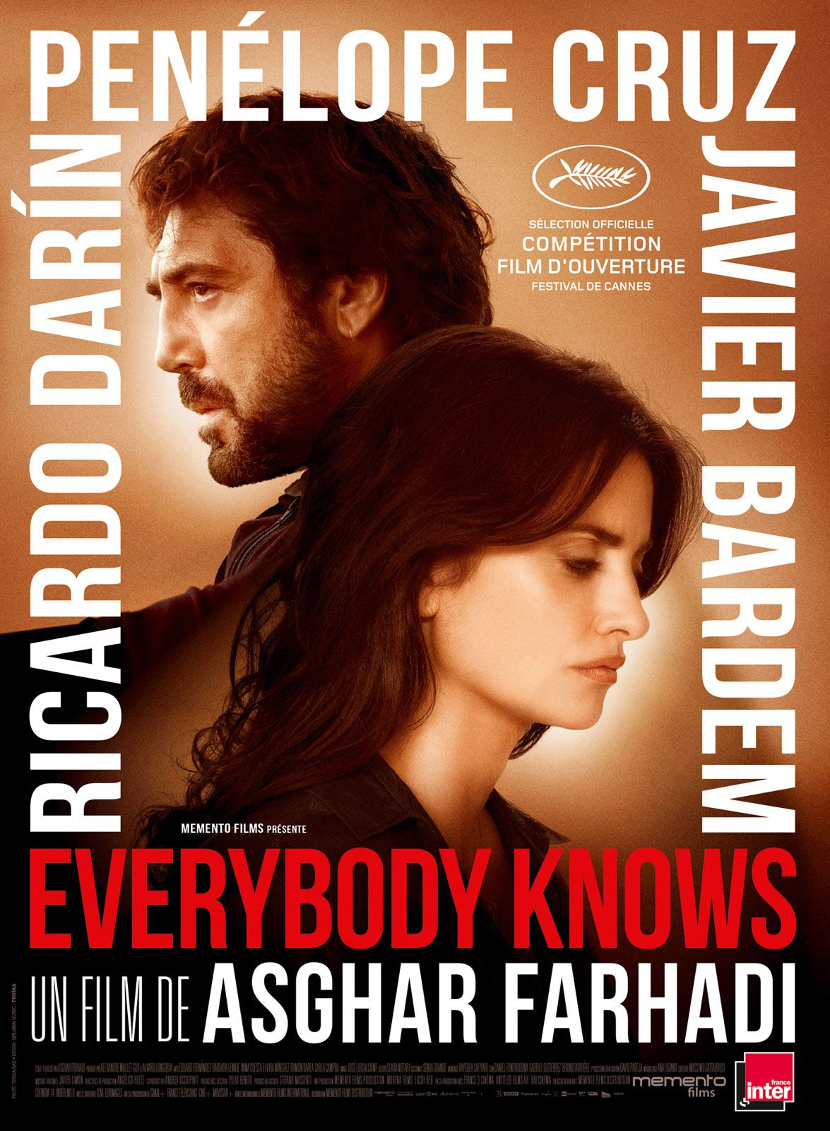 Everybody Knows - Film (2018)
