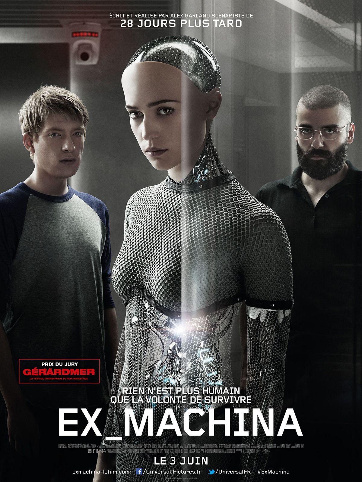 Ex Machina - Film (2015)