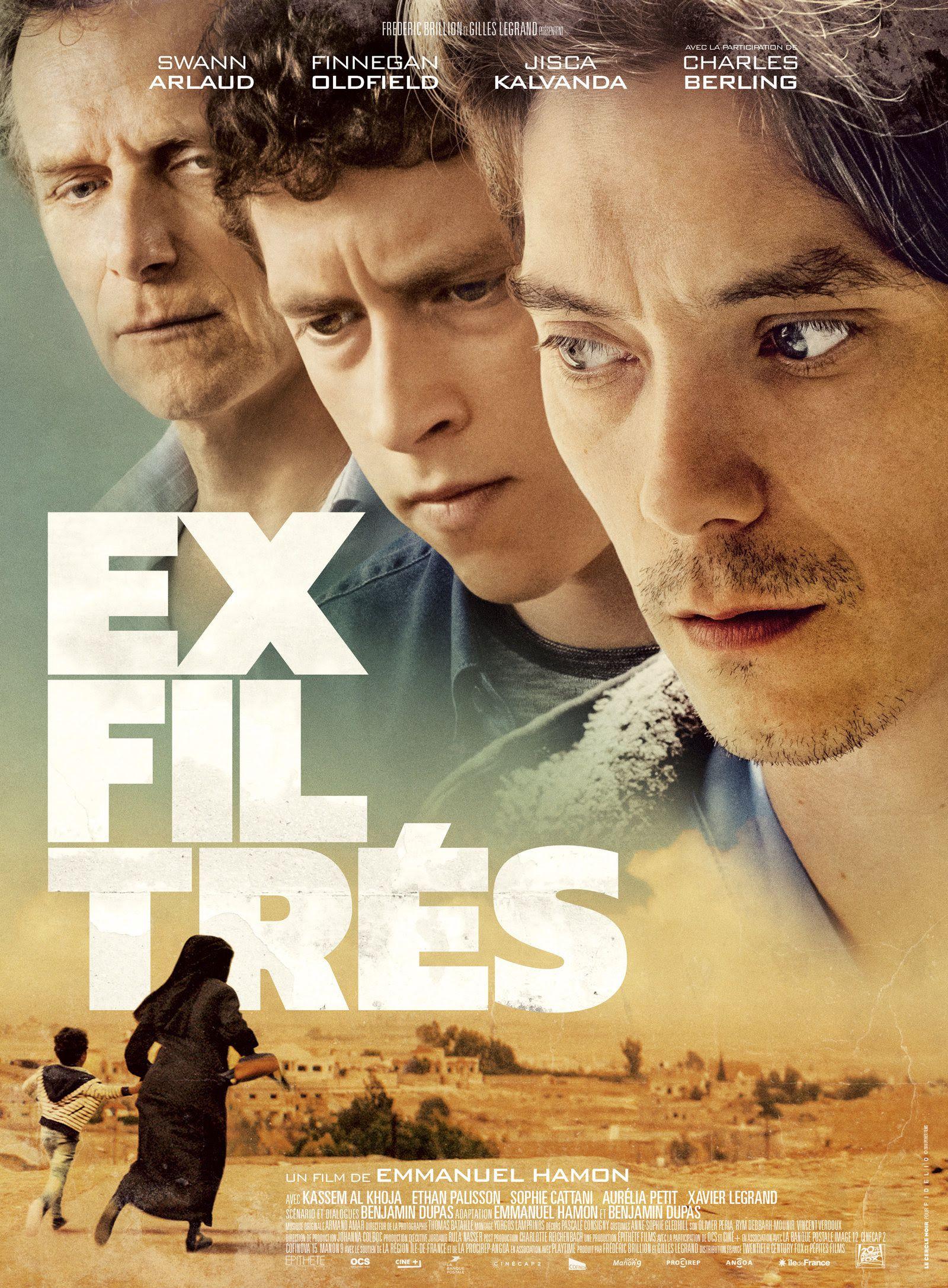 Exfiltrés - Film (2019)