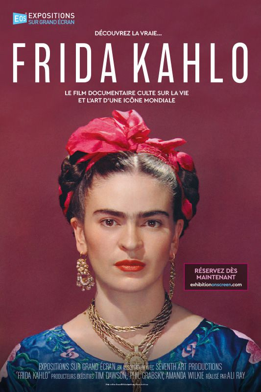 Exhibition On Screen : Frida Kahlo - Documentaire (2020)