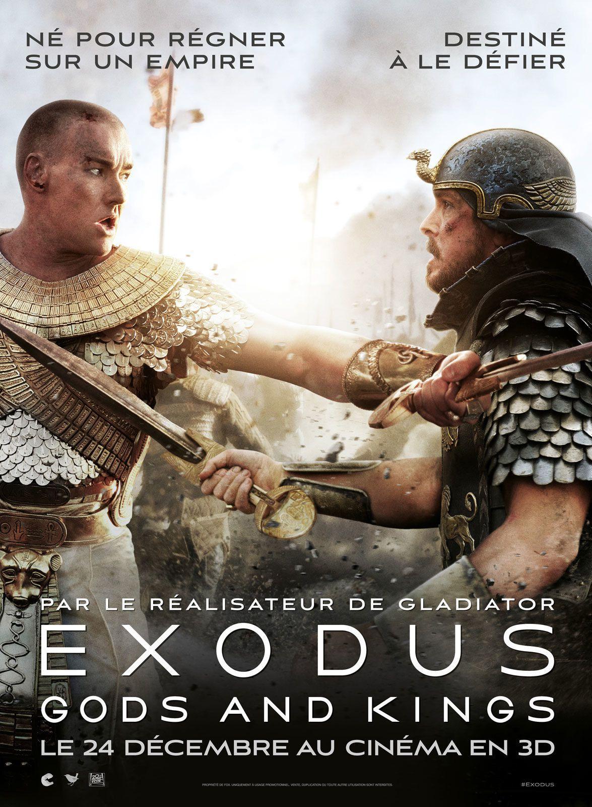 Exodus - Gods and Kings - Film (2014)