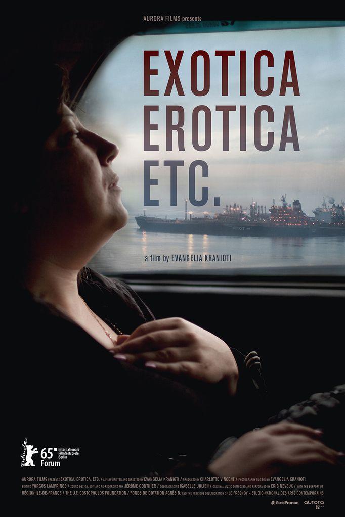 Exotica, Erotica, Etc. - Documentaire (2016)