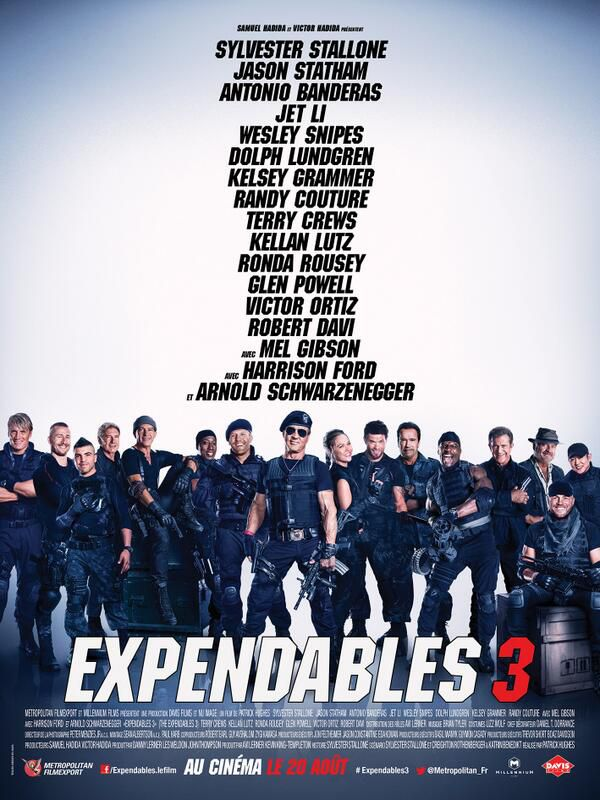 Expendables 3 - Film (2014)
