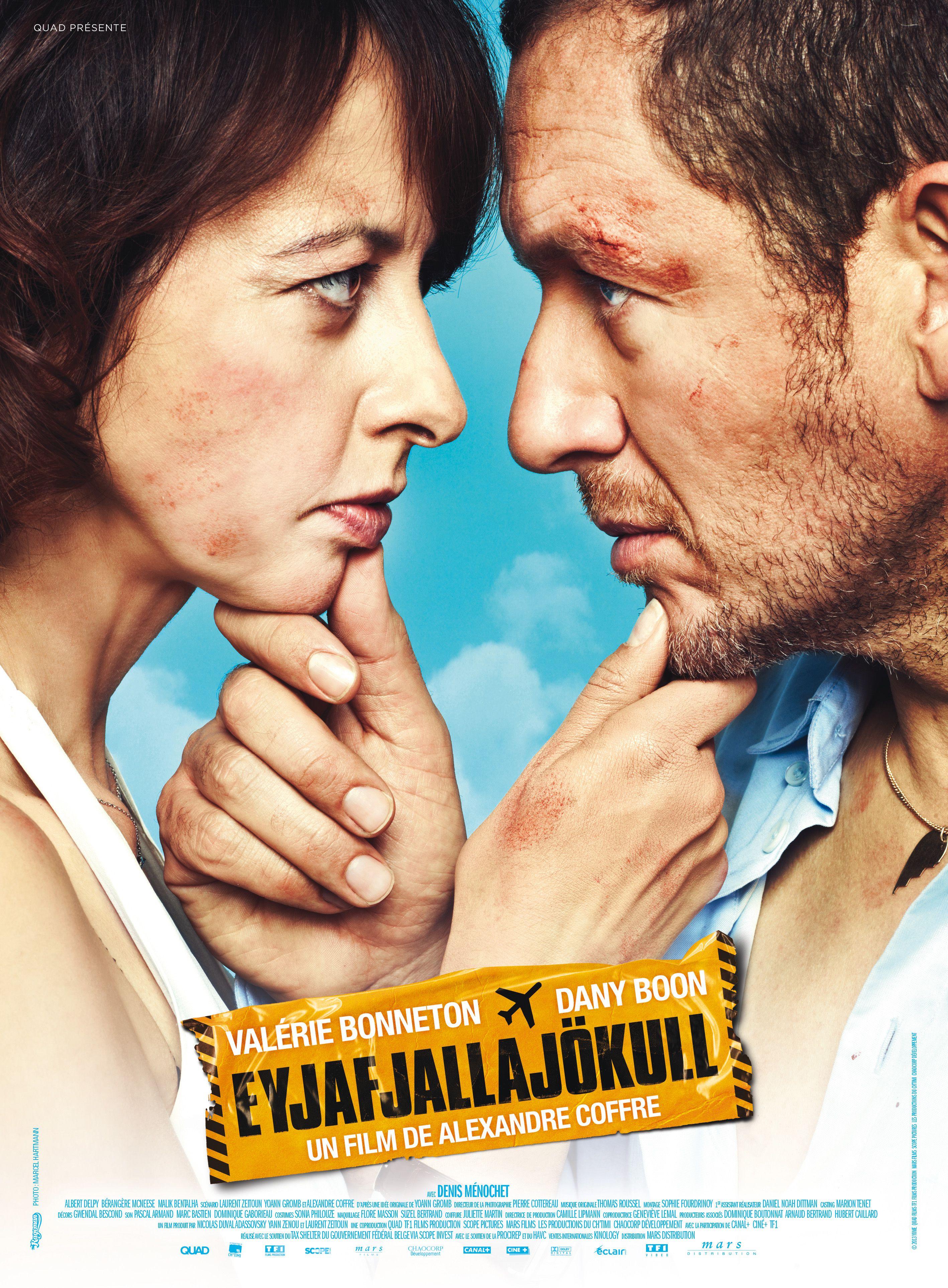 Eyjafjallajökull - Film (2013)