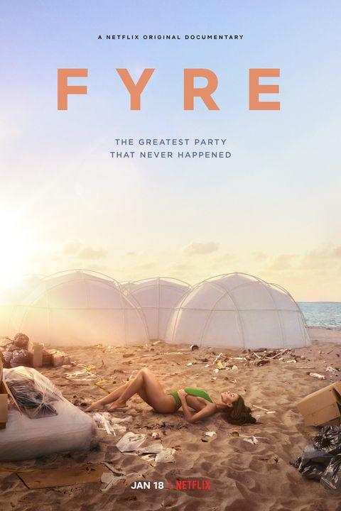 FYRE : Le meilleur festival qui n'a jamais eu lieu - Documentaire (2019)