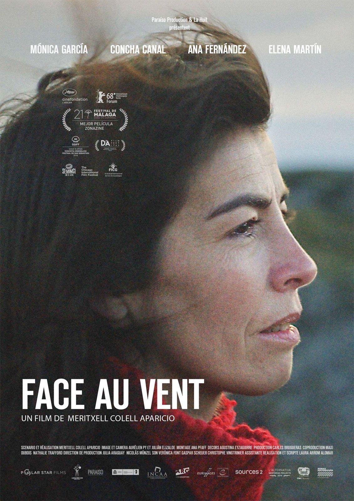 Face au vent - Film (2019)