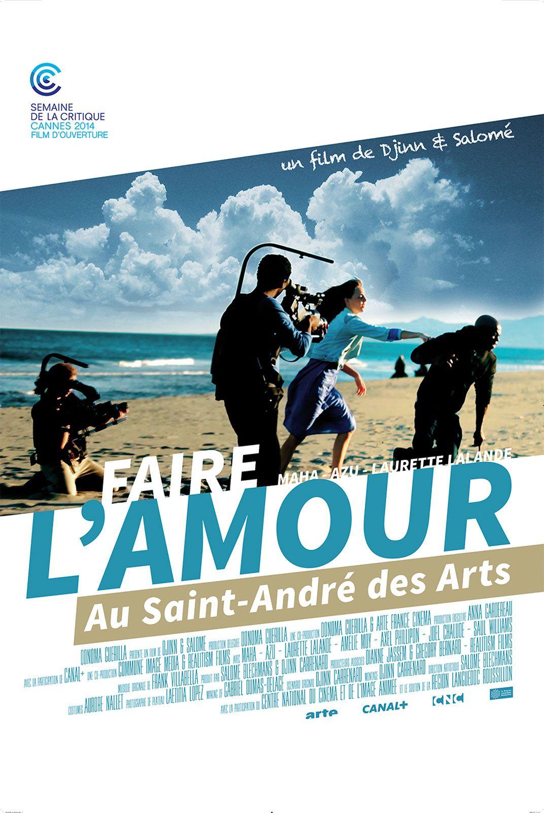 Faire l'amour - Film (2016)