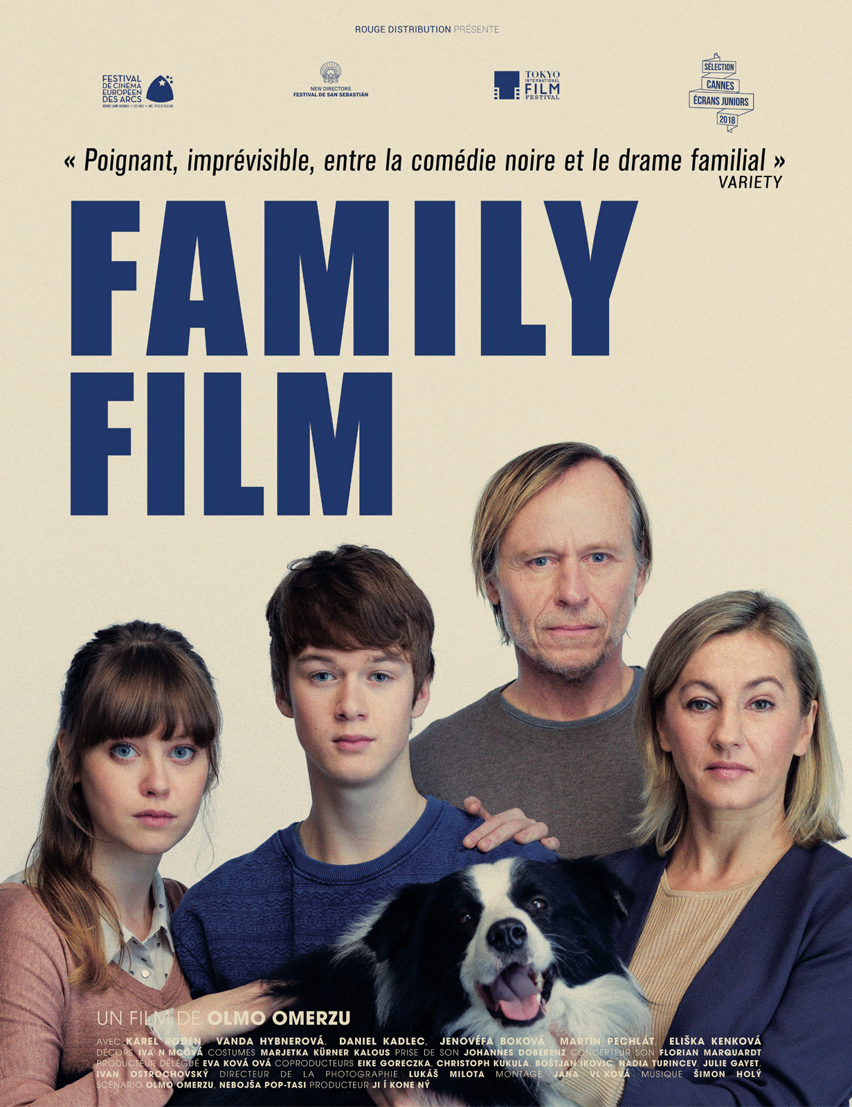 Family Film - Film (2016)