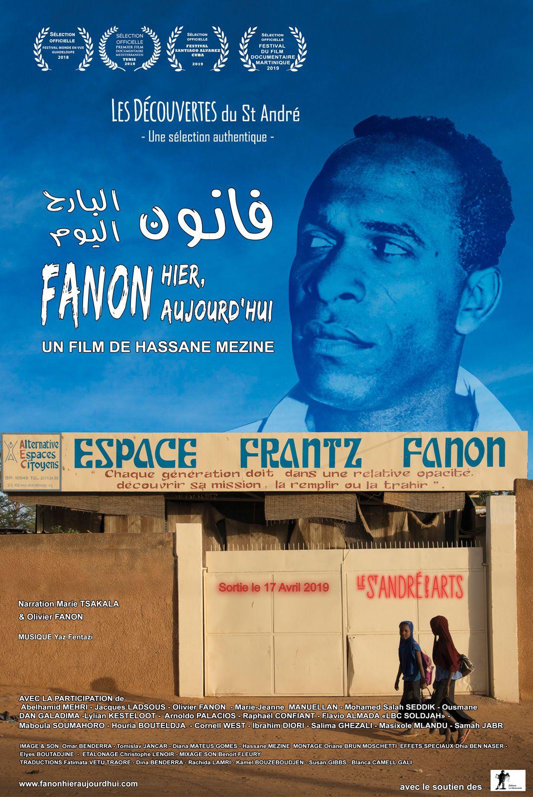 Fanon hier, aujourd'hui - Documentaire (2019)
