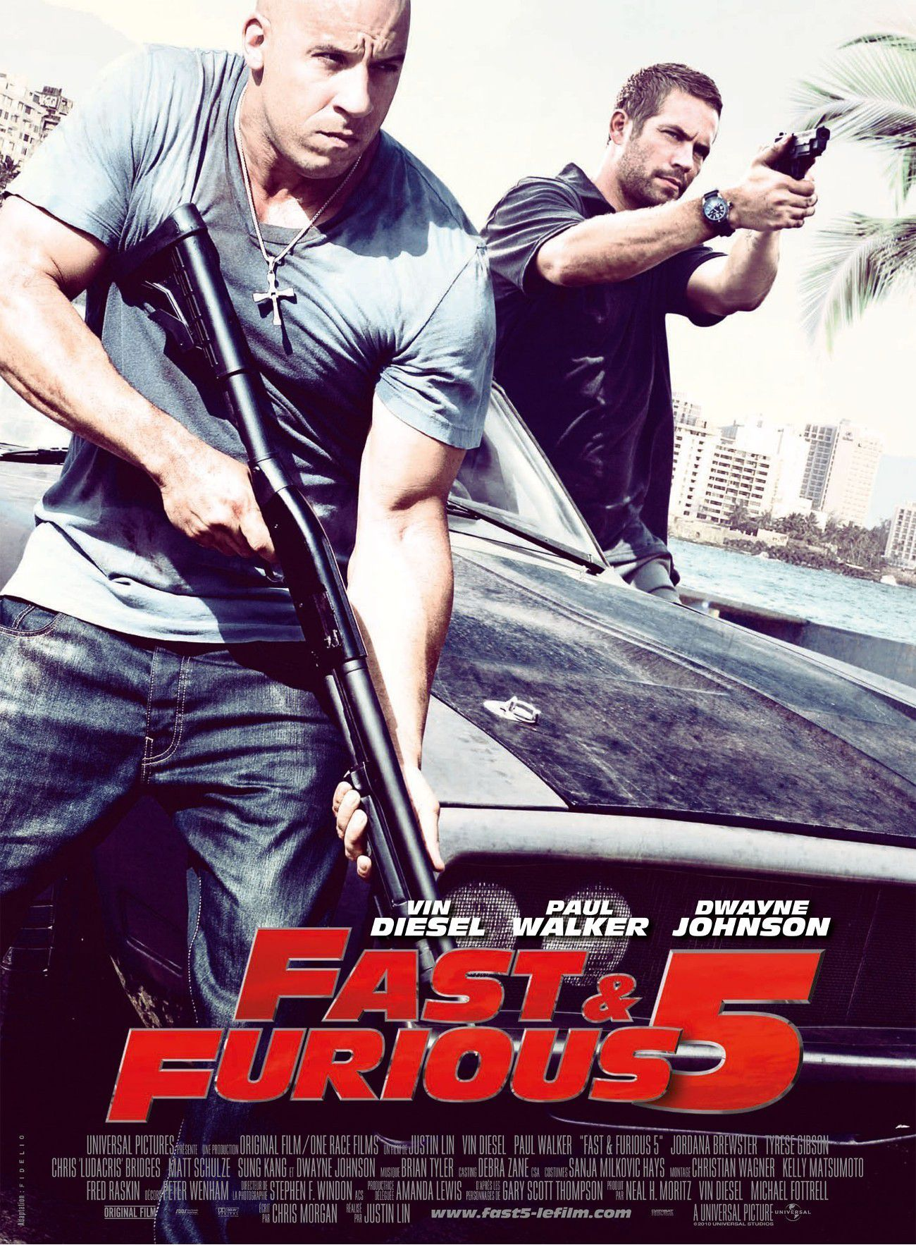 Fast & Furious 5 - Film (2011)