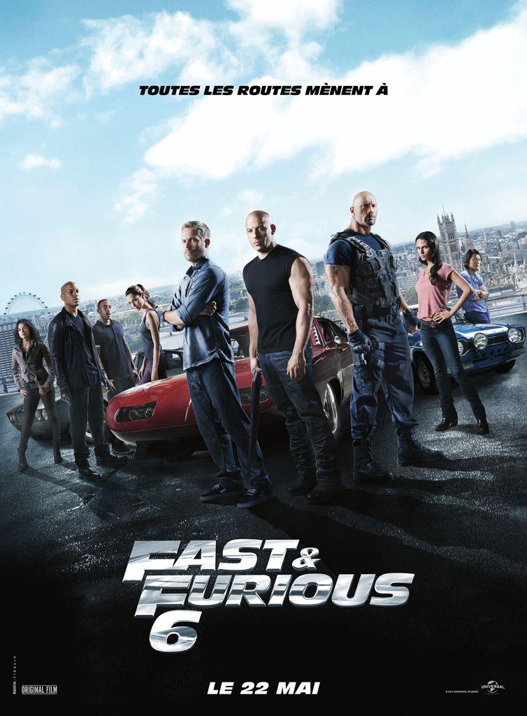 Fast & Furious 6 - Film (2013)