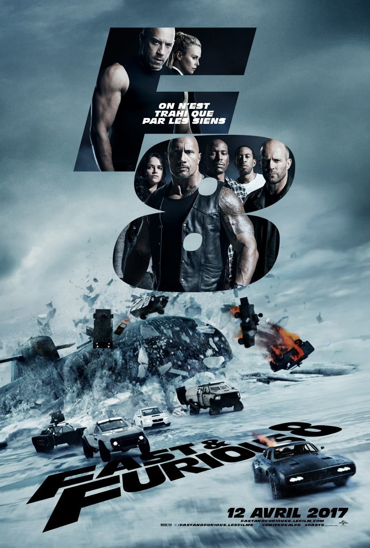 Fast & Furious 8 - Film (2017)