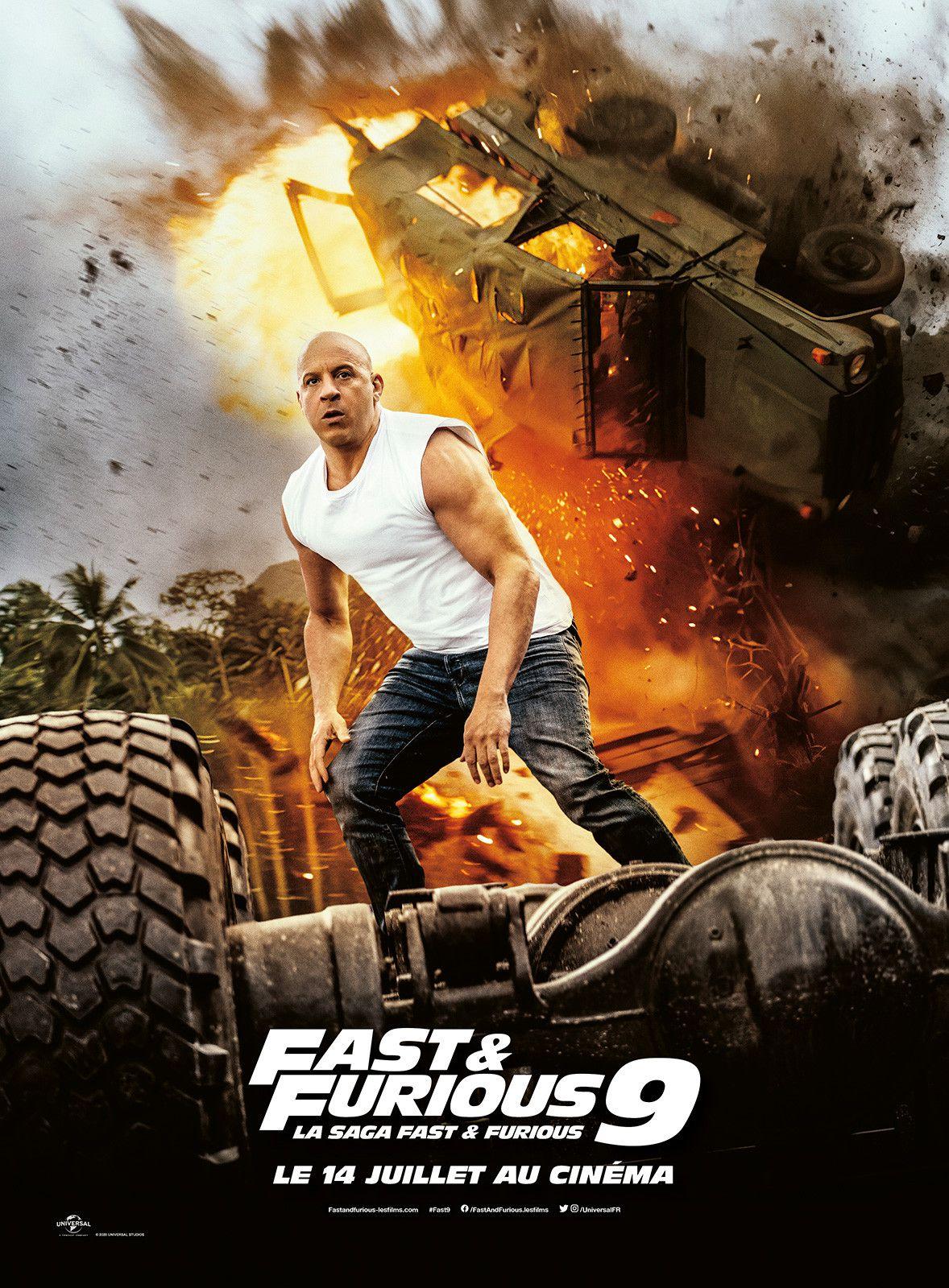 Fast & Furious 9 - Film (2021)