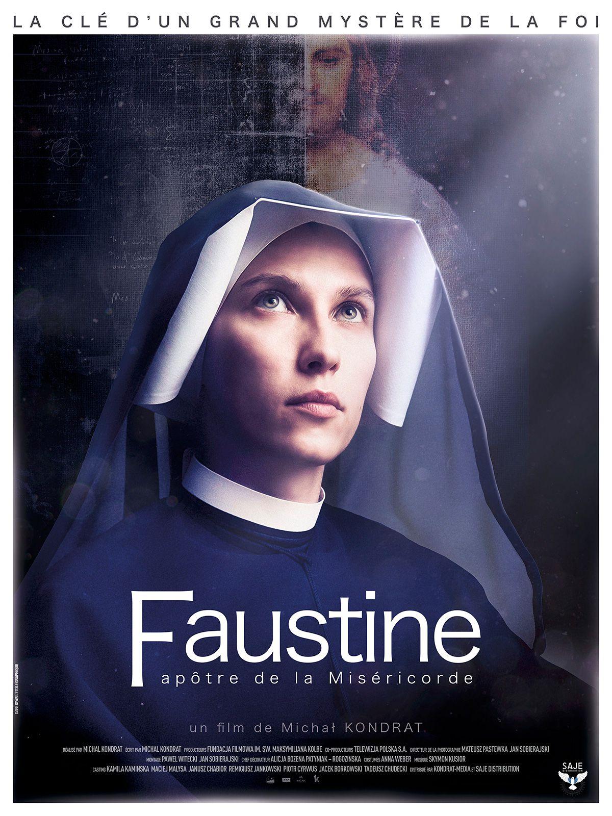 Faustine, apôtre de la miséricorde - Film (2020)