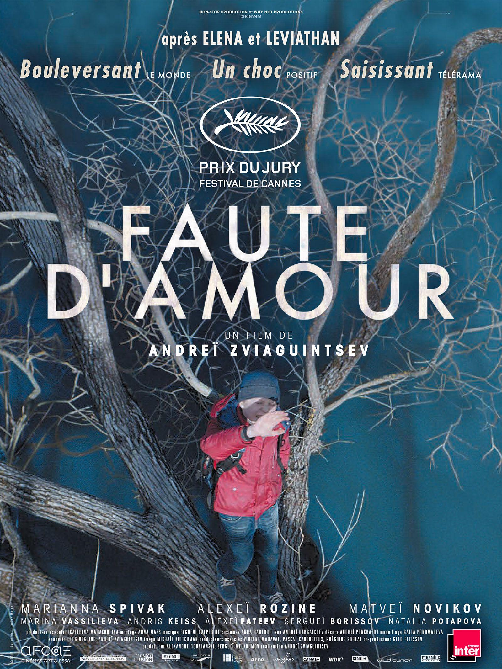 Faute d'amour - Film (2017)