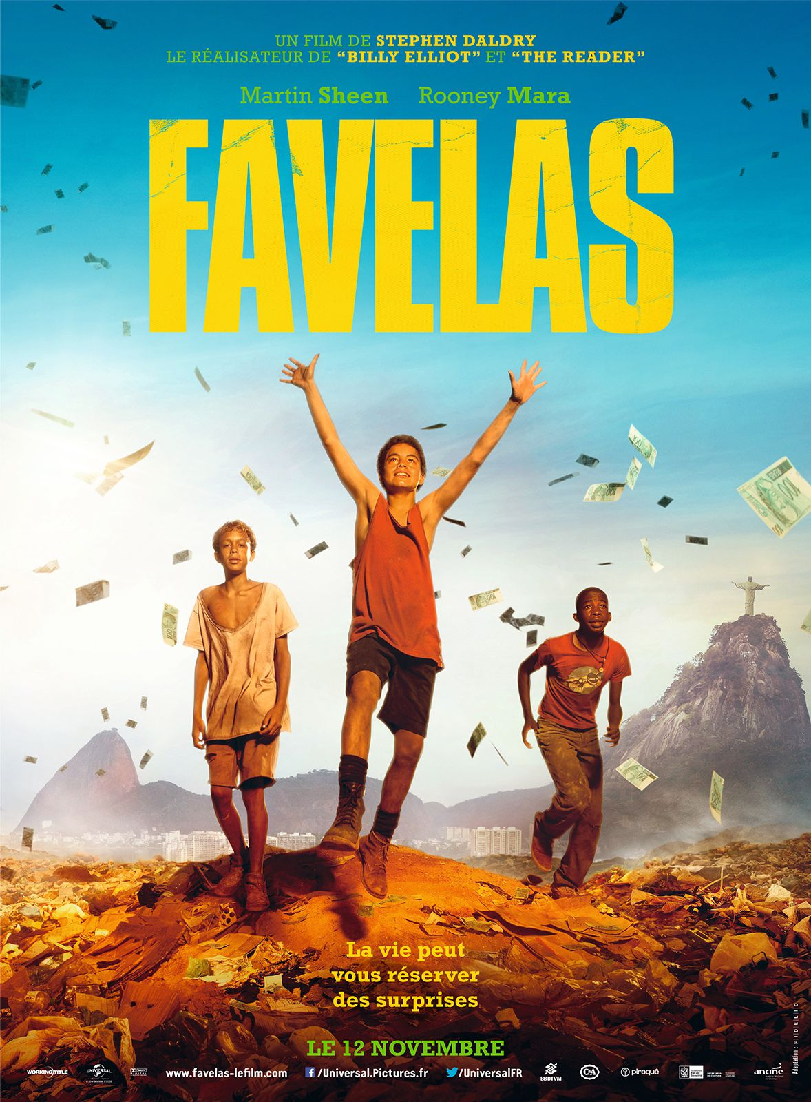 Favelas - Film (2014)