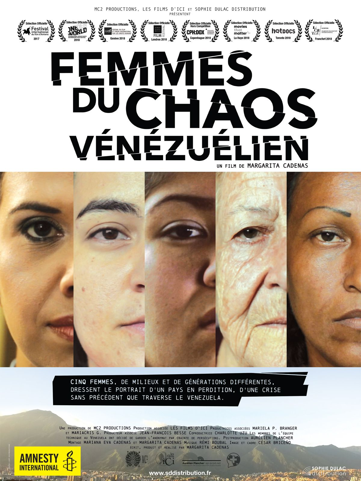 Femmes du Chaos Vénézuélien - Documentaire (2018)
