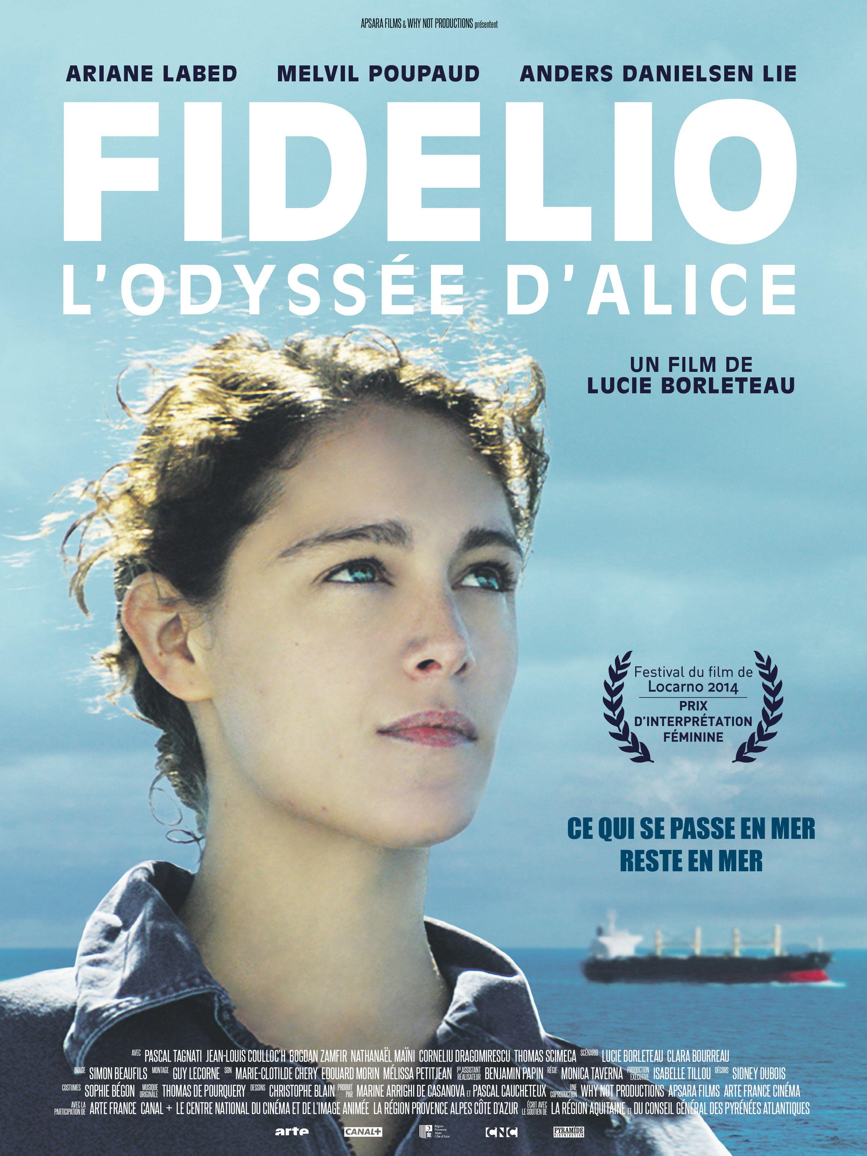 Fidelio, l'odyssée d'Alice - Film (2014)