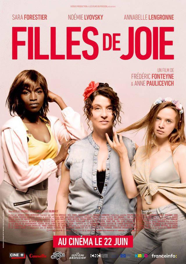 Filles de joie - Film (2020)