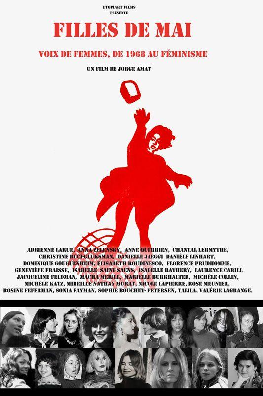 Filles de mai - voix de femmes, de 1968 au féminisme - Documentaire (2019)