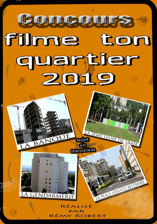 Filme Ton Quartier 2019 - Documentaire (2019)