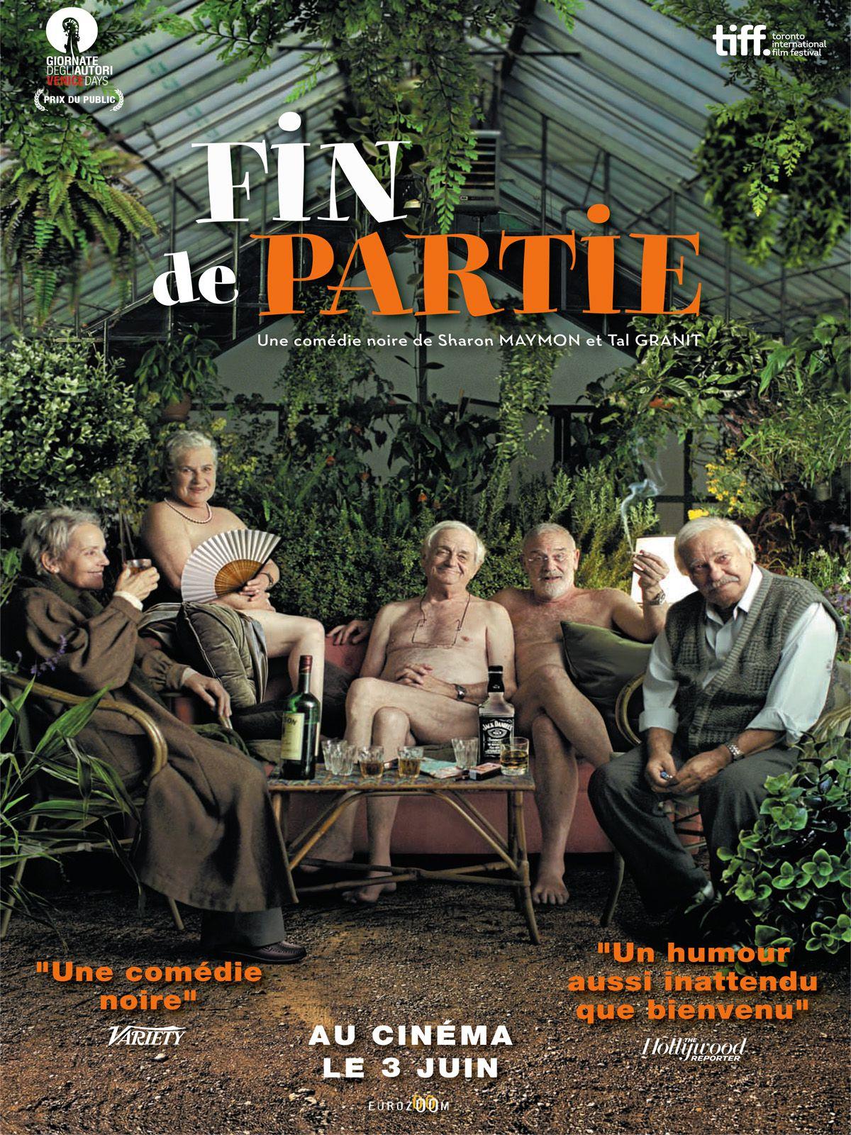 Fin de partie - Film (2014)