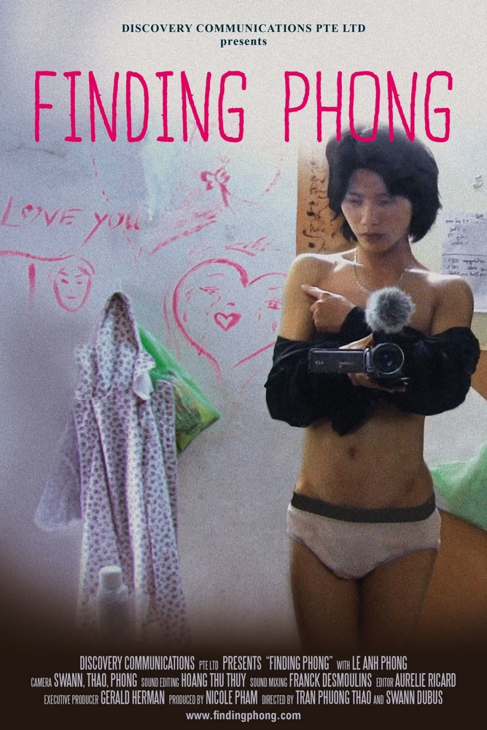 Finding Phong - Documentaire (2015)