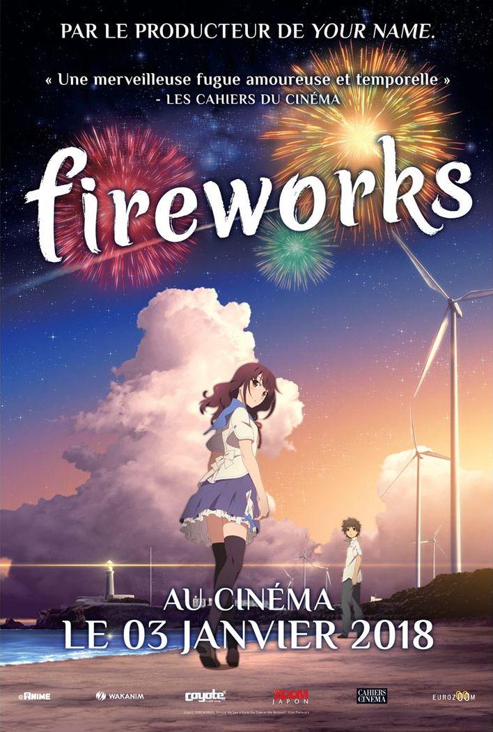 Fireworks - Long-métrage d'animation (2018)