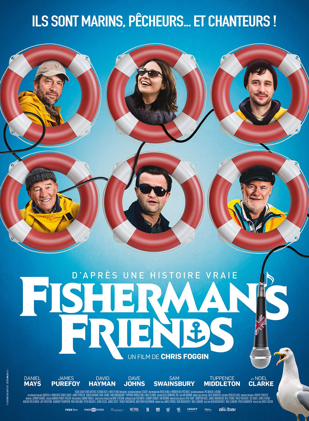 Fisherman's Friends - Film (2021)