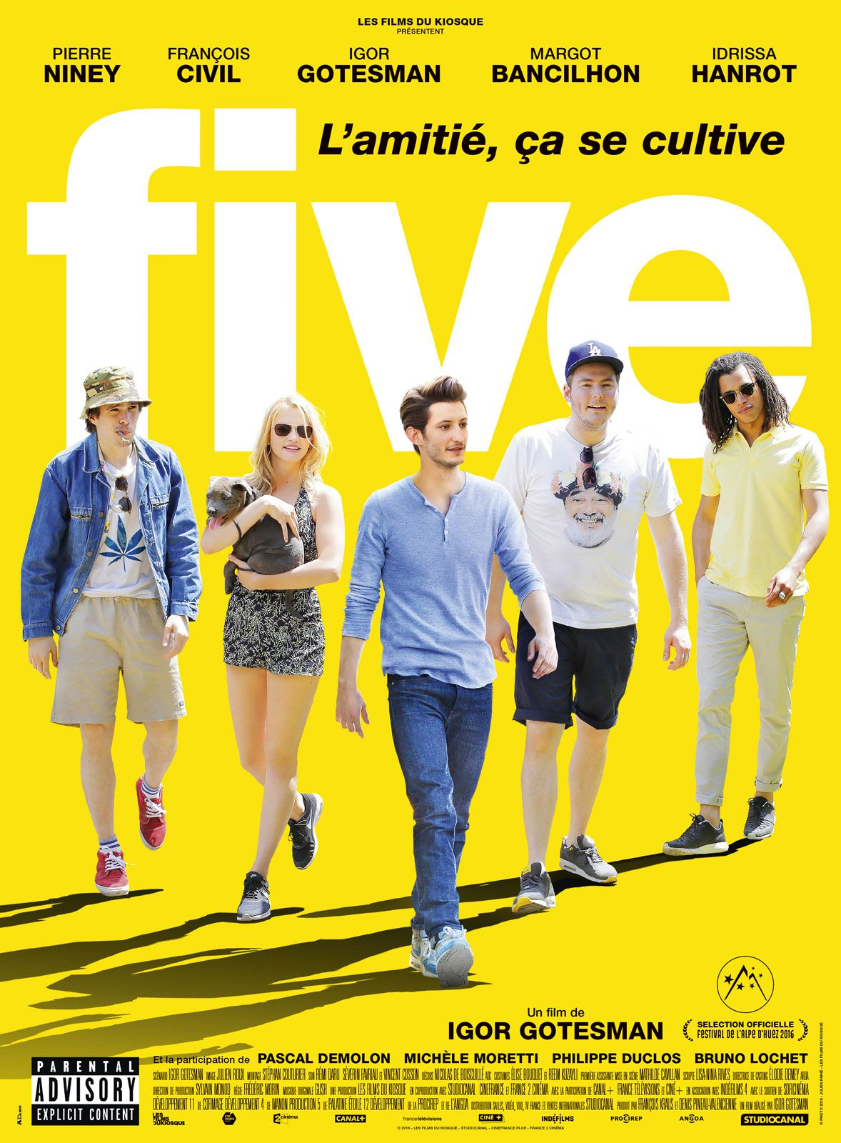 Five - Film (2016)