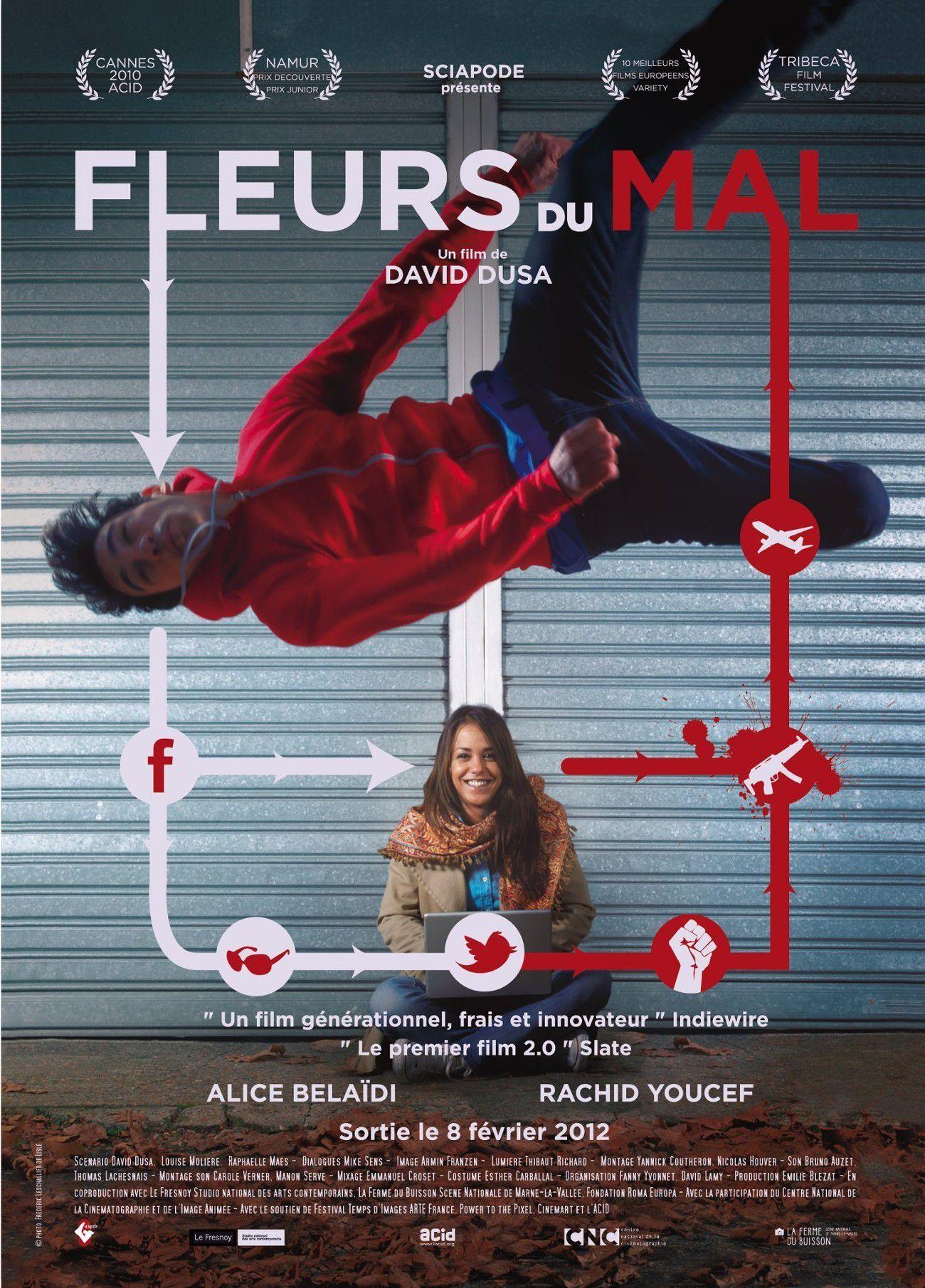 Fleurs du mal - Film (2012)