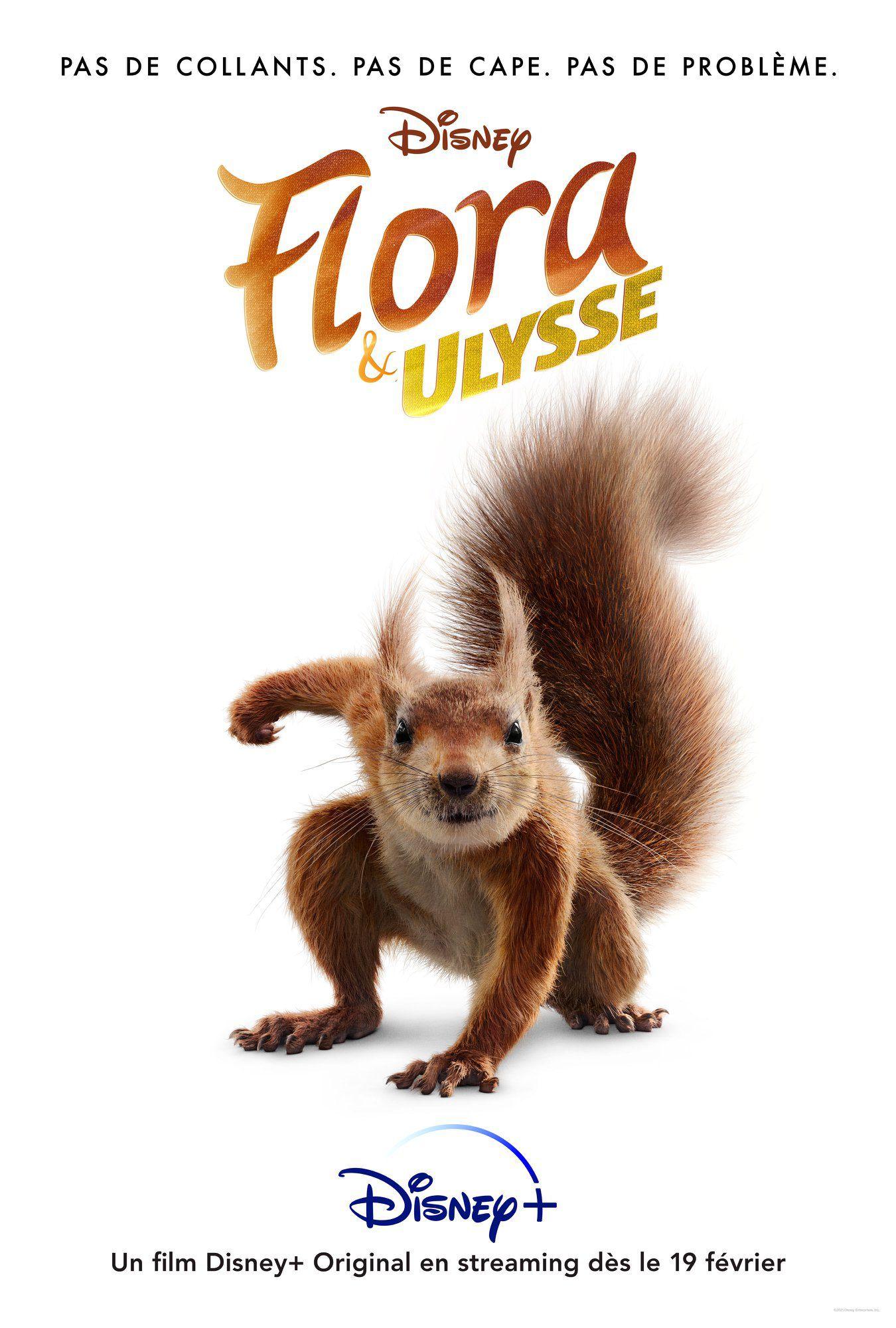 Flora & Ulysse - Film (2021)