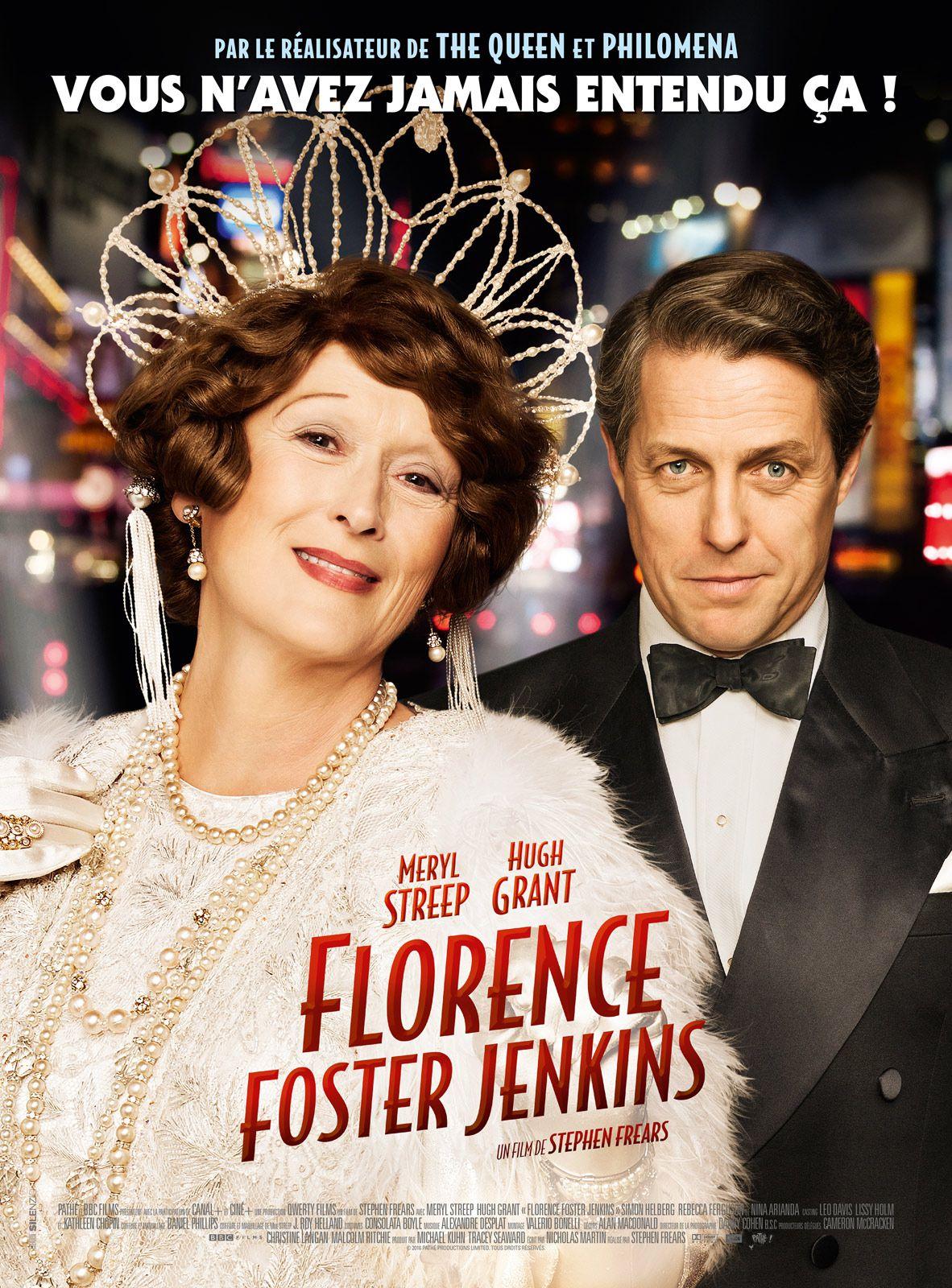 Florence Foster Jenkins - Film (2016)