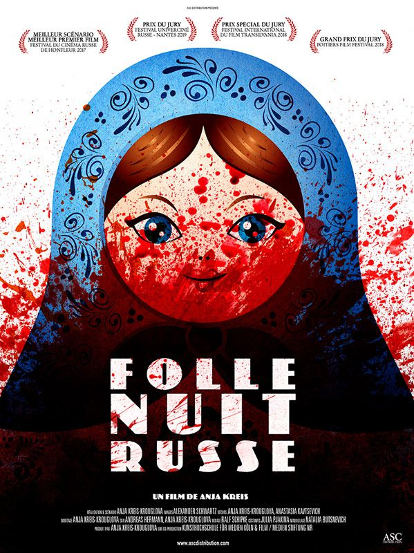 Folle Nuit Russe - Film (2019)