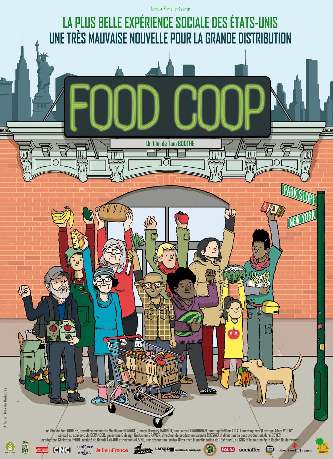 Food Coop - Documentaire (2016)