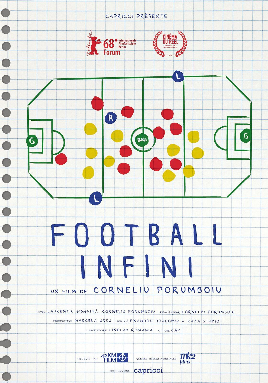 Football Infini - Documentaire (2018)