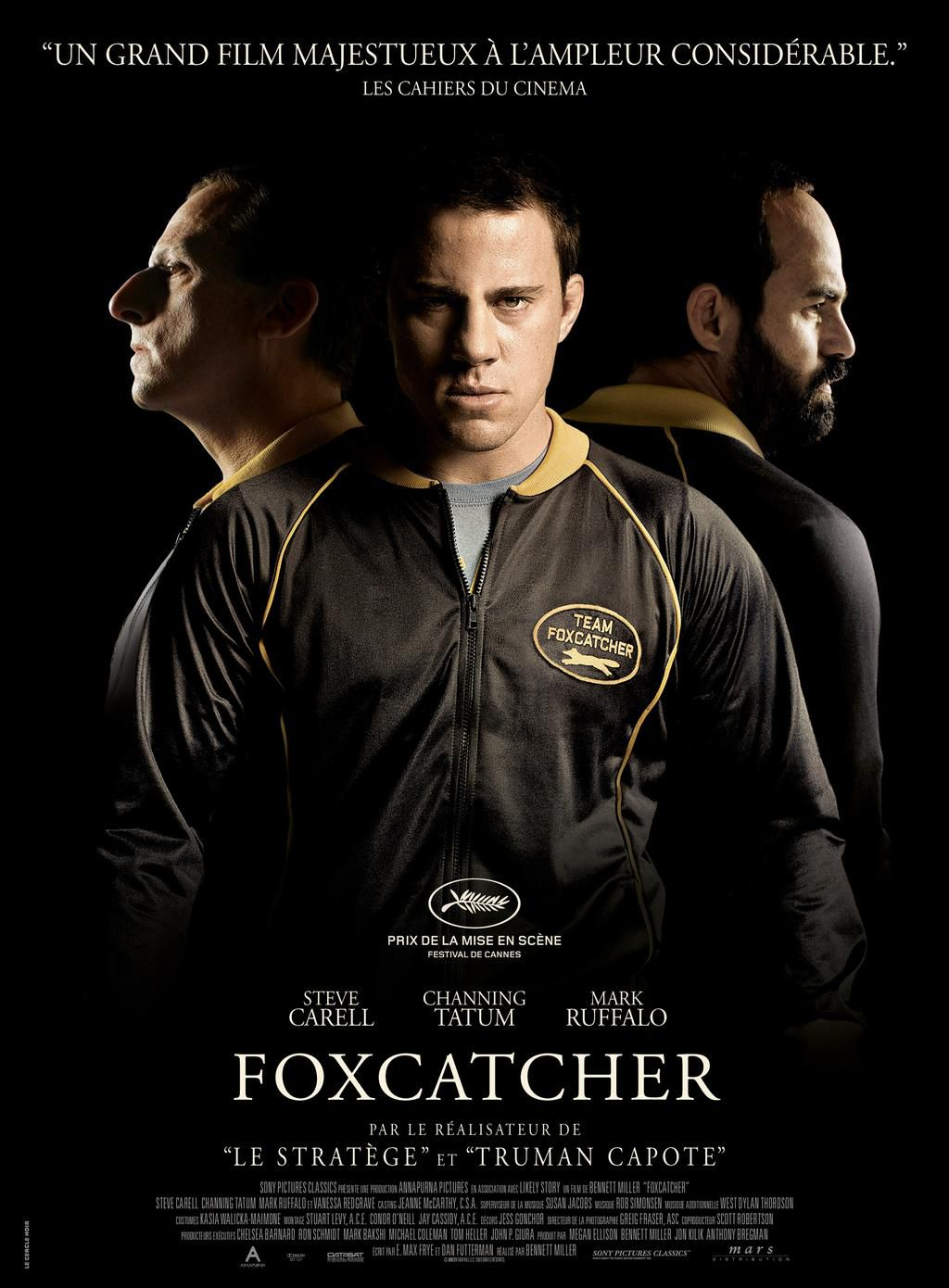 Foxcatcher - Film (2014)