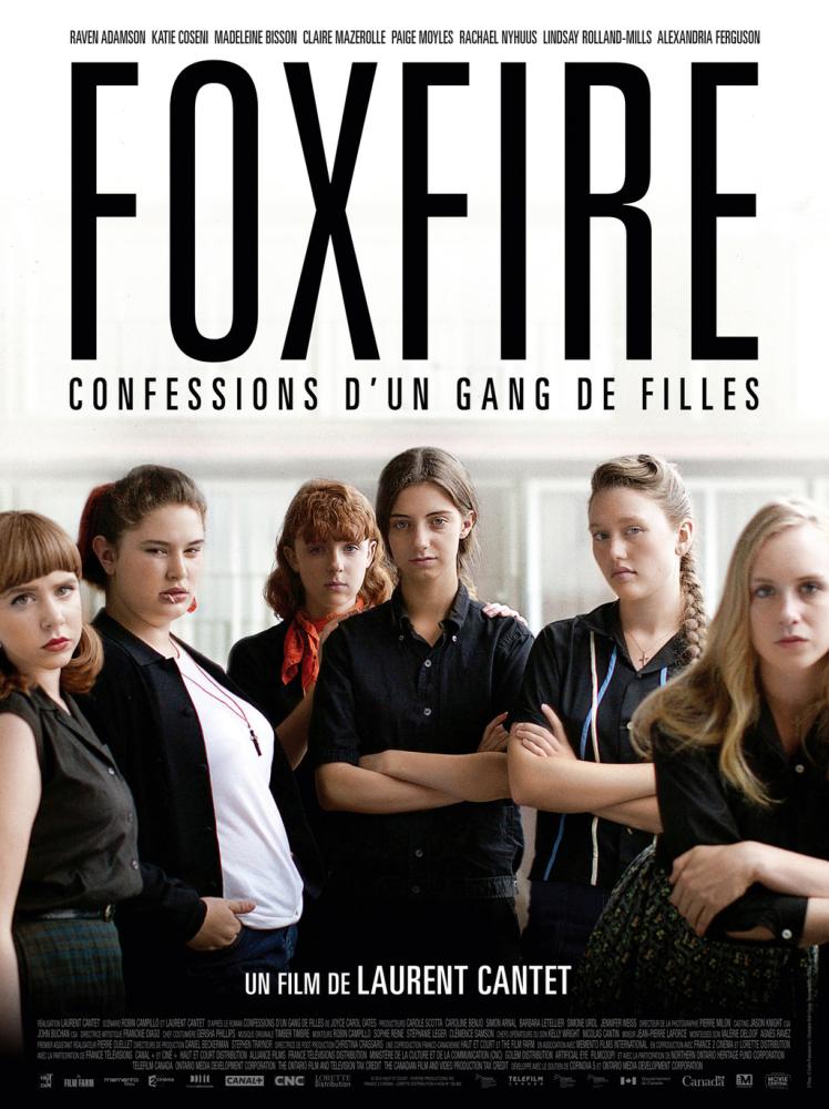 Foxfire, confessions d'un gang de filles - Film (2013)