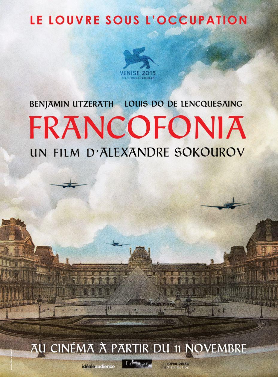 Francofonia - Film (2015)