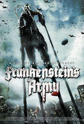 Frankenstein's Army - Film (2013)