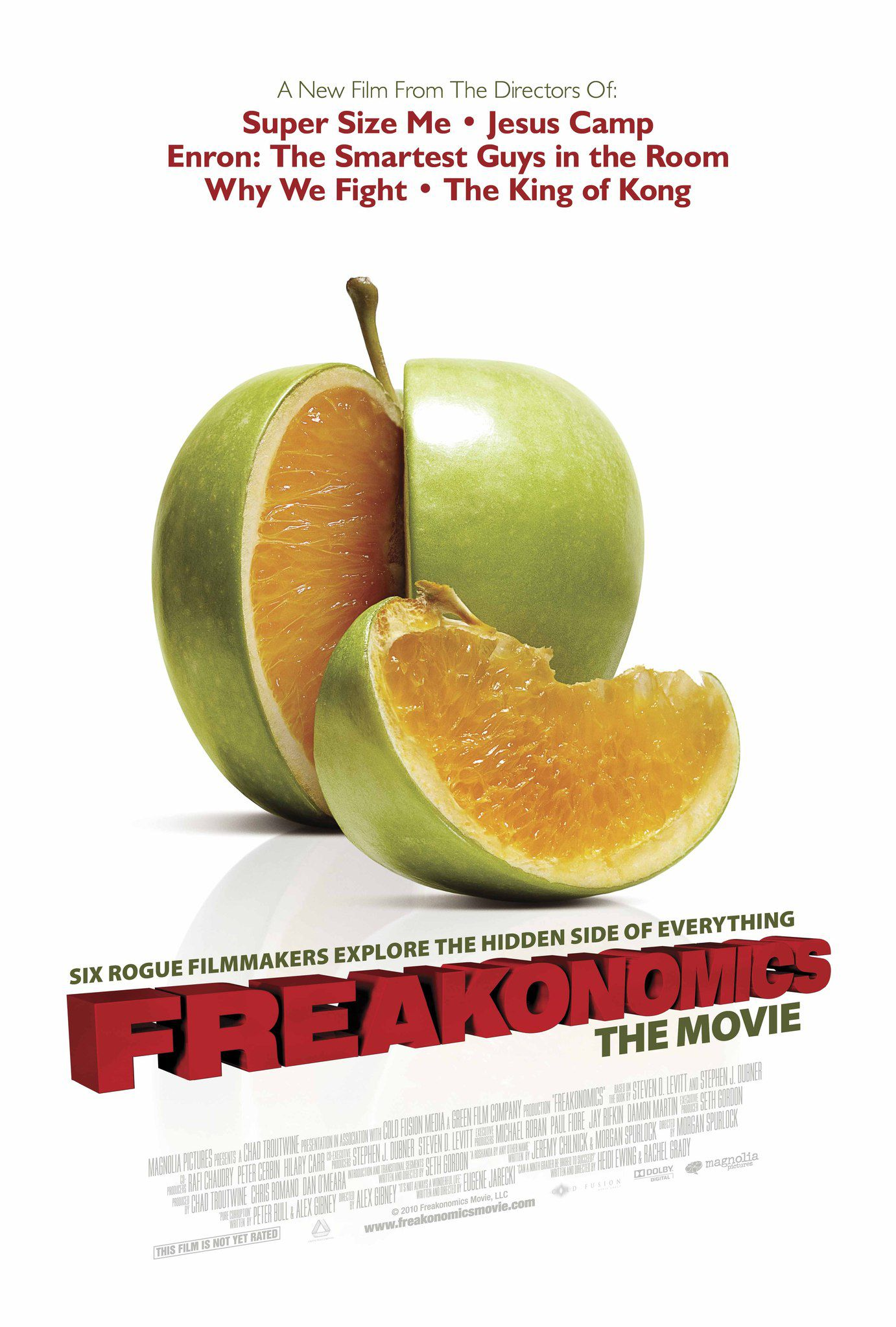 Freakonomics - Documentaire (2010)
