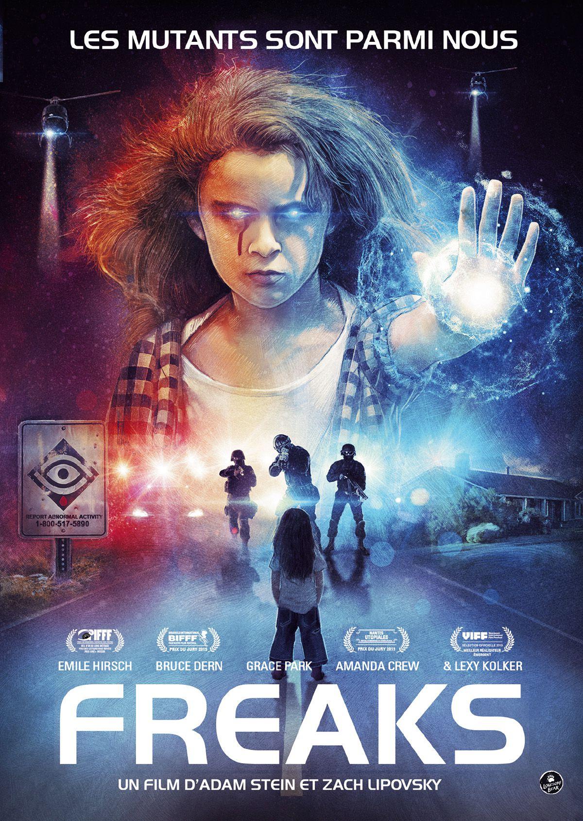 Freaks - Film (2019)