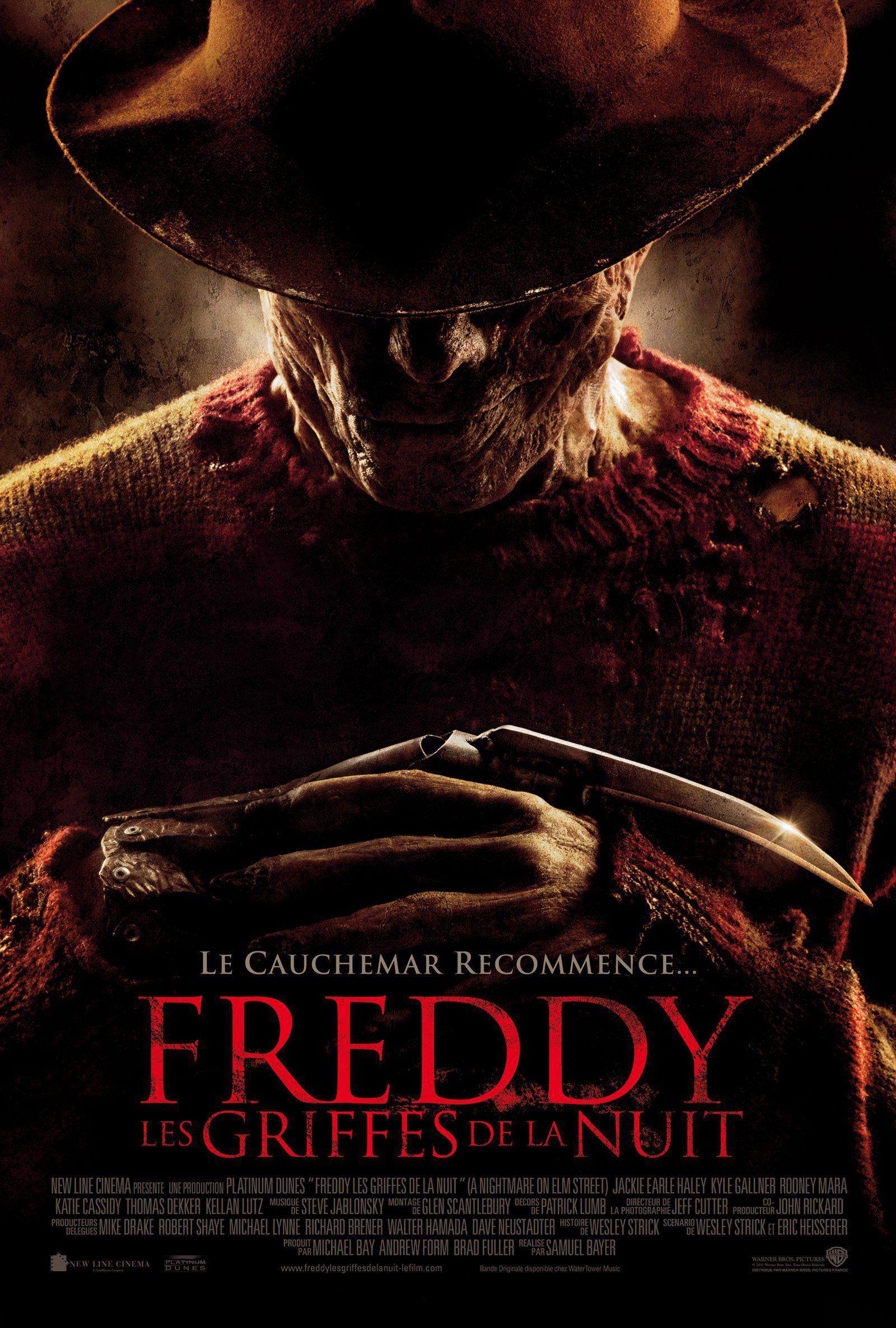 Freddy, les griffes de la nuit - Film (2010)