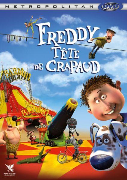 Freddy tête de crapaud - Film (2012)