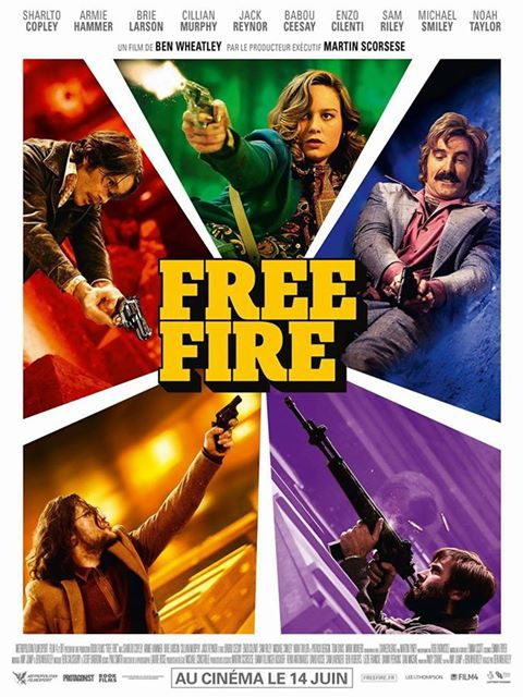 Free Fire - Film (2016)
