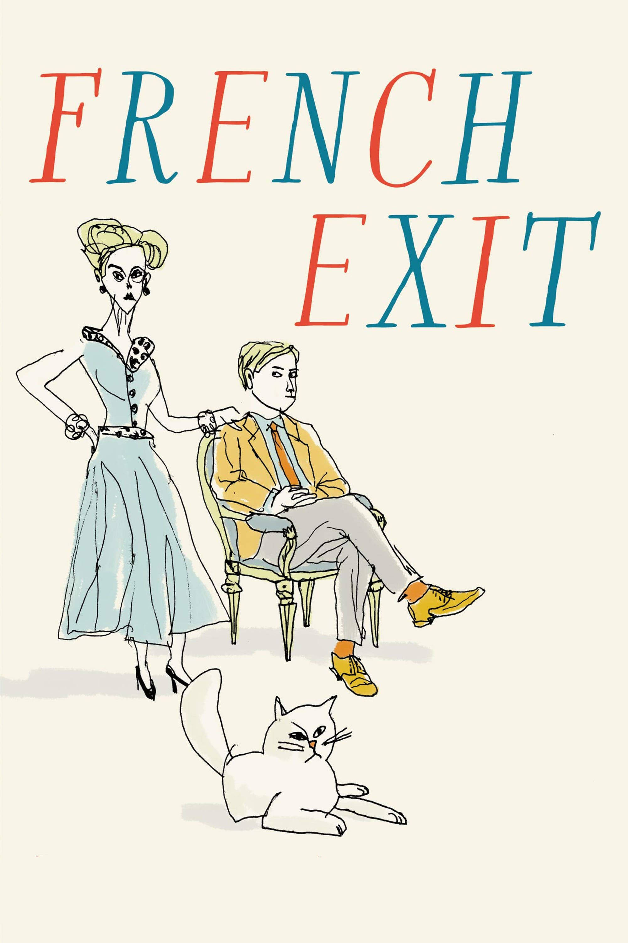French Exit - Film (2021)