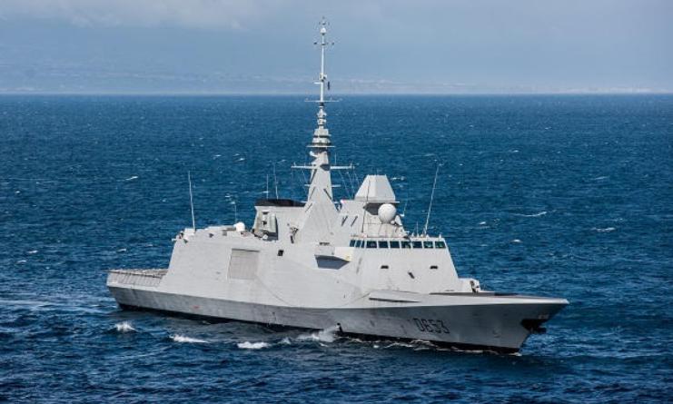 Frégates : fleuron de la marine française - Documentaire (2019)
